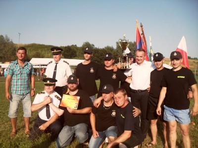XV. ročník hasičskej súťaže