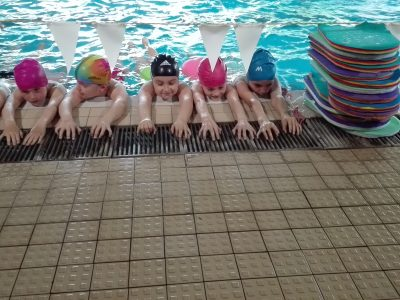 Plavecký výcvik ZŠ