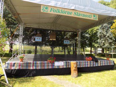 4. ročník folklórnych slávností v Hankovciach