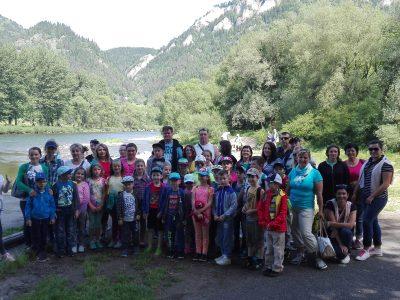 Školský výlet – Červený kláštor, Pieniny